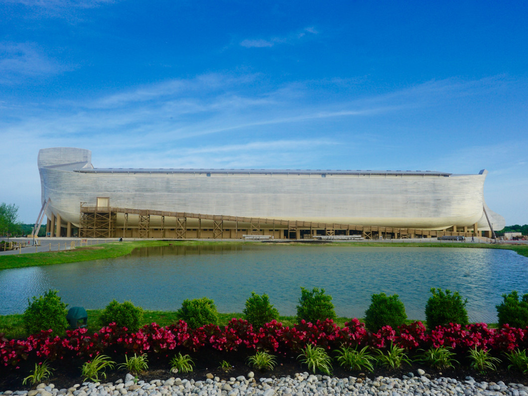 Ark Encounter and Creation Museum